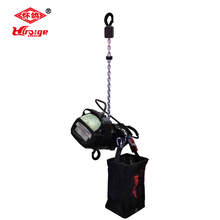 electric swing stage hoist
