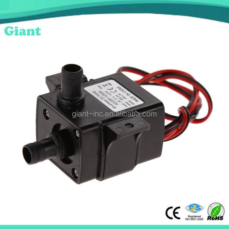 small 12v dc submersible plastic water pump