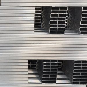 Square/Rectangular aluminium tube/pipe 6061 6063 t6