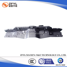 Top quality auto body parts Front beam & rear floor assembly