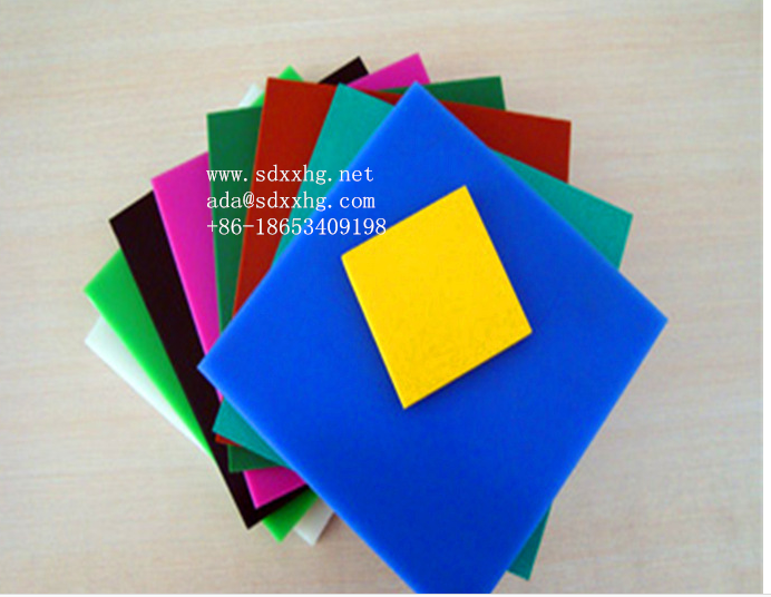 Plastic HDPE Sheet /UHMWPE sheet /rod/CNC machined plastic parts manufacturer in China