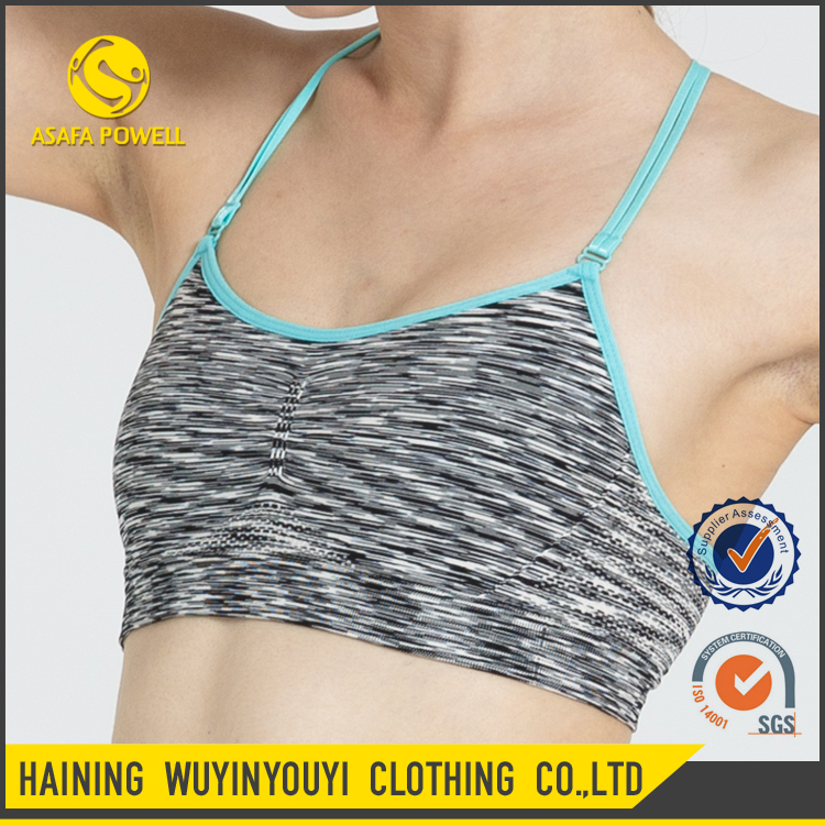 Wholesale Women Workout Clothing Sports Wear Sexy Yoga Sports Bra