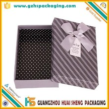 professional manufacturer coated paper drawer box luxury packaging box