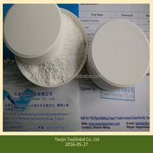 swimming pool tcca 90 Trichloroisocyanuric acid Chlorine