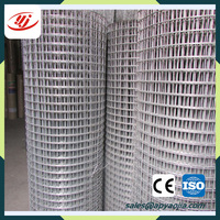 anti-corrosive and anti-rust barbecue/bbq welded wire mesh roll or panel for outdoor