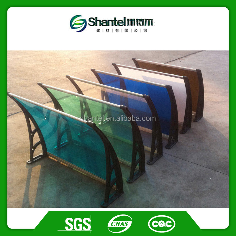 China Polycarbonate Awning High Quality Awning For Cars