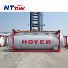 Factory price stainless steel transport customized special tank