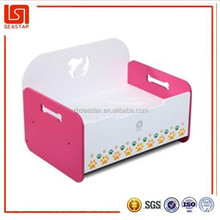 New product China supplier pp plastic small animal bed