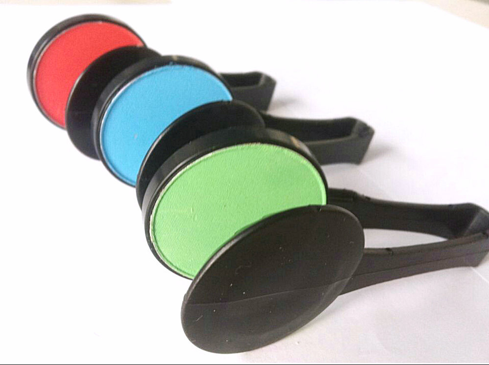 5 Seconds Coloring 12 Colors Available Hair Chalk Clips