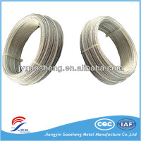 wire rope small diameter