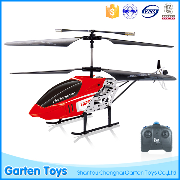 Hot sales long flight time 2.5CH infrared alloy rc helicopter price