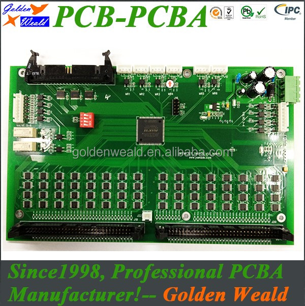 Best Quality pcb and pcba pcb manufacturer gps tracker pcba