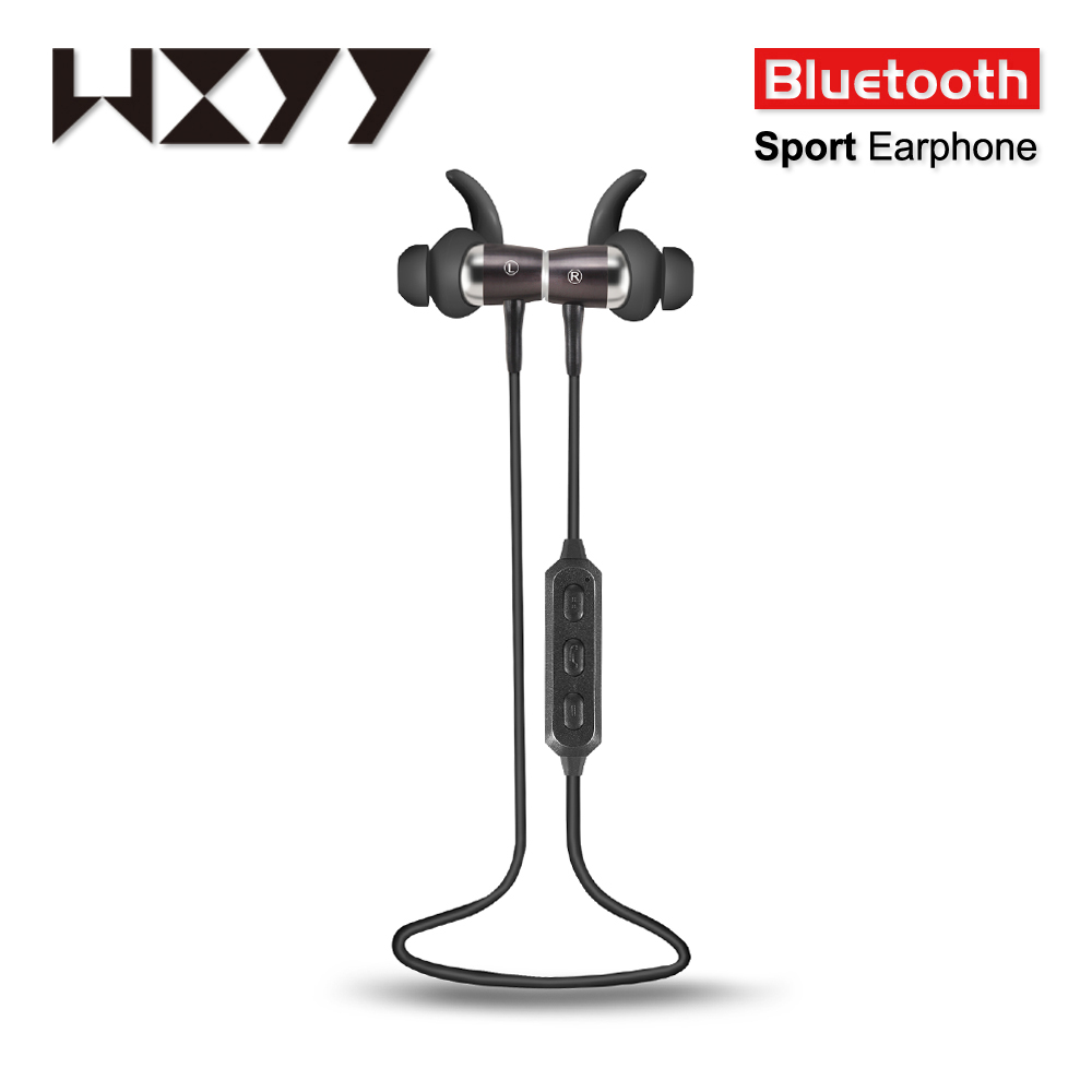 2017 Hot Sale Magnetic Headphone, Mini Bluetooth Headset, Best Stereo Earphone Wireless For Mp3 Player^