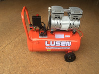 OF-24-800 110V 60HZ 24L 800W oill free high pressure 115PSI 8 BAR portable 12v air compressor