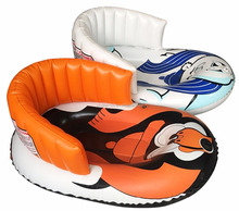 inflatable snow tube/ snow sled