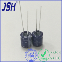 LED electrolytic capacitor