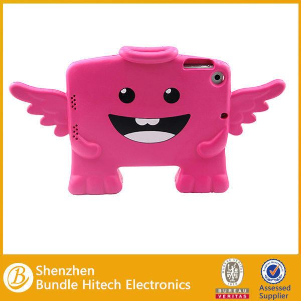 anti-shock case for ipad mini. for ipad kids case