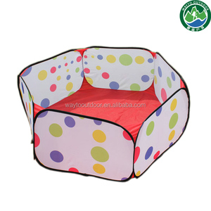 kid play tent baby house children toy pop up ball pool