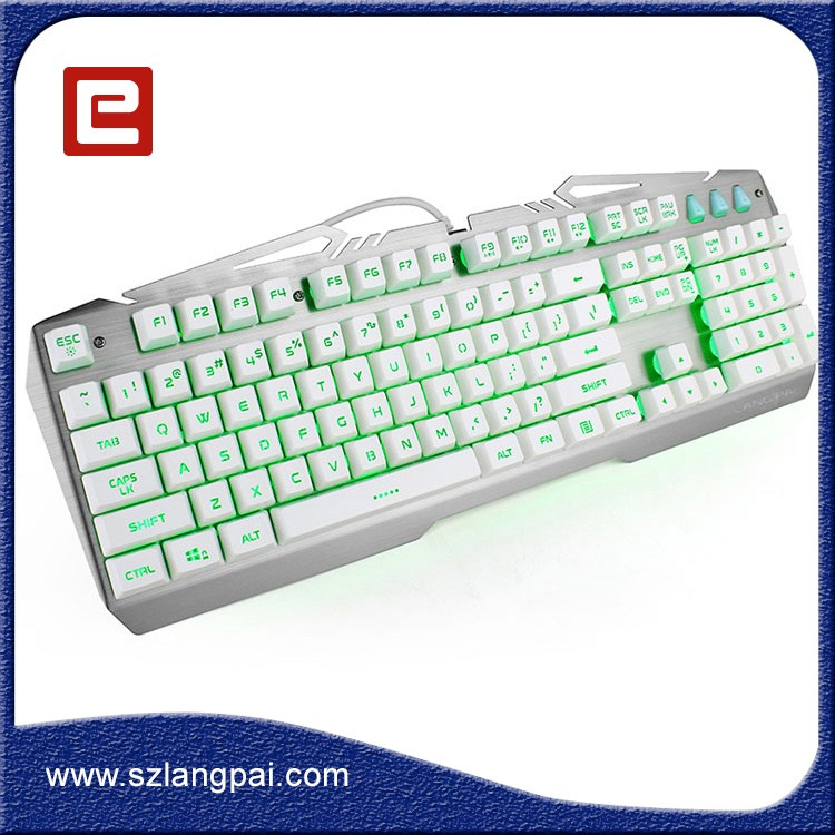 China Manufacturer Membrane Computer Keyboard Gaming