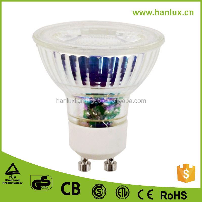 high quality 3000K-6500K <strong>5w</strong> slim <strong>led</strong> Spotlight gu10