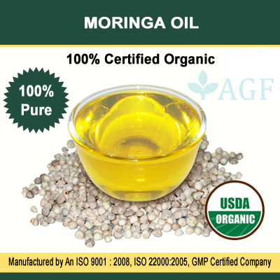 Moringa Tree Seed Oil