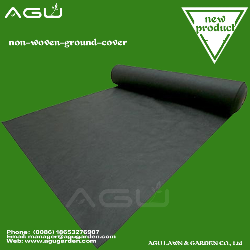 low price safety customised woven geotextile Black UV protection