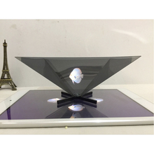 China supplier holographic pyramid brand new 3d holographic projection