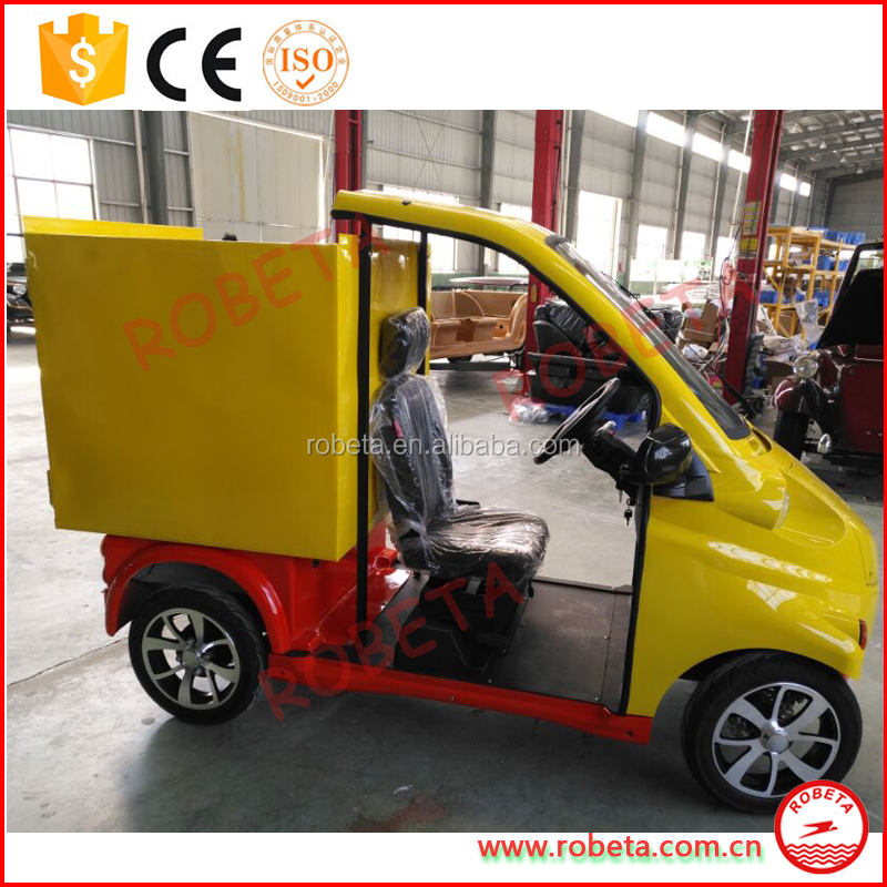 Mini Cargo Express Electrical Delivery electric car motor