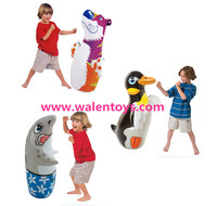 Inflatable Kids Punching Boxing Bop Bag Toy
