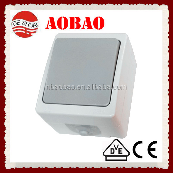 waterproof power switch at high quality