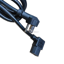 UL approval power cord for electric grill power plug