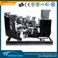 Global service with small water cooled diesel generator with CE/ISO