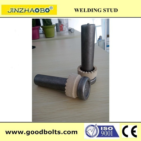 Structural Bolts hot dip galvanized connector bolt / shear stud / welding stud fastener