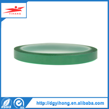 High Temperature Tape Resistant PET Green Tape for Sticky Powder Coating PCB Plating Shielding