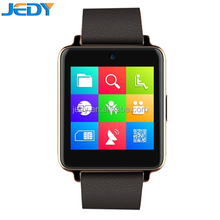 Smart Watch GSM Phone Bluetooth Watch Cell Phone buit in SIM card and TF slot Smart Watch Sync for Iphone Android Smart Phone