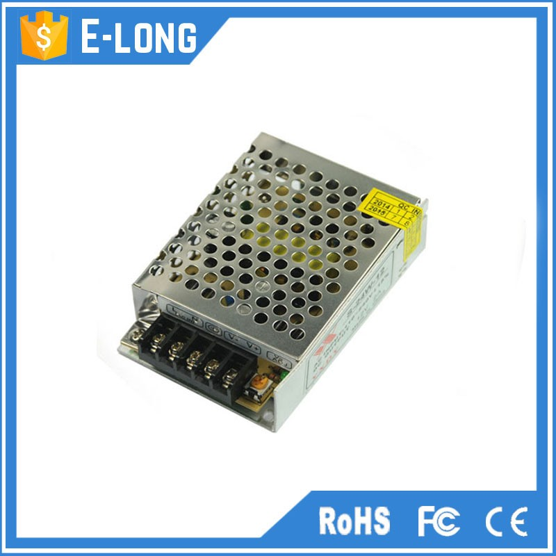 12v 2a 24w mini size dc regulated Switching Power Supply/CCTV power supply/LED power