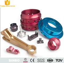 ISO9001 Natural anodized precision cnc turning milling parts for aluminum boat ship fishing vessel