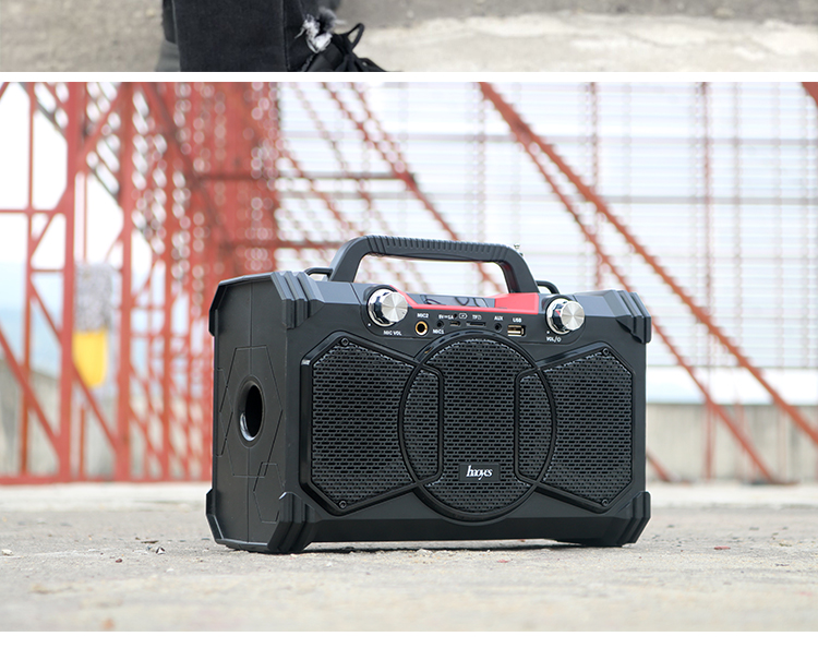 Powerful stereo sound hometheater subwoofer sound bluetooth speaker over 10W with FM USB TF Card function