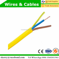 bv rvv bvr n07v-k power types china cable suppliers