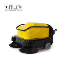 P100A Battery Power Manual Floor Sweeper New Design Manual Sweeper