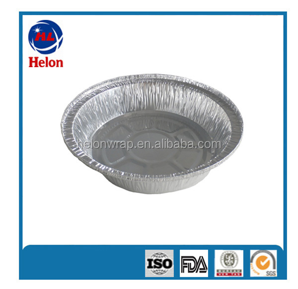 Household Sliver Food Packaging Aluminum Foil Tray/Pan