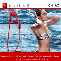 light and mini sport wireless bluetooth waterproof earphone with mic for motorola smart phone HV-803