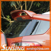 High quality Car Spoiler apply to ford ecosport accessories 2013