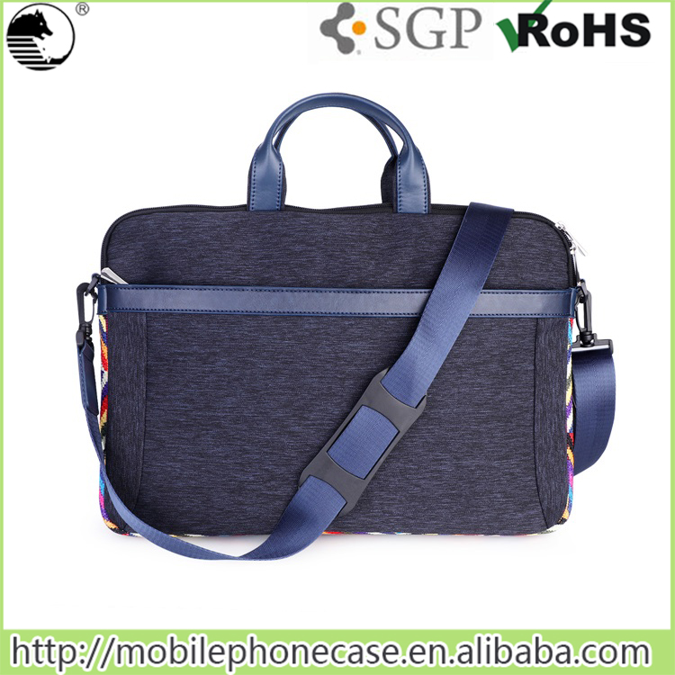 cheap business briefcase laptop bag with good handle
