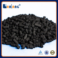 Coal based activated carbon for air purification