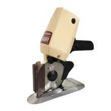 Golden Bird round knife cloth cutting machine RC-<strong>100</strong> with British plug for SriLanka
