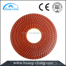 10 Inch Round Diamond Edge Polishing Pad for Automatic Polishing Machine