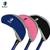 A114 High Quality Golf Iron Cover,New Design Golf Iron Cover Manufacturer& Export