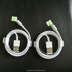 High quality Foxconn provide for iPhone original usb charging cable
