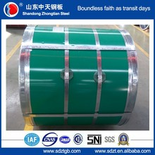 Factory price curved prepainted corrugated galvanized roofing steel sheets AZ100g